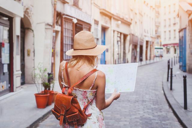 フランス人に学べ!暮らすように旅する滞在型の旅行のススメ