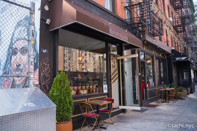 【NYCでトレンド】歩きながら食べられる「お散歩パスタ」