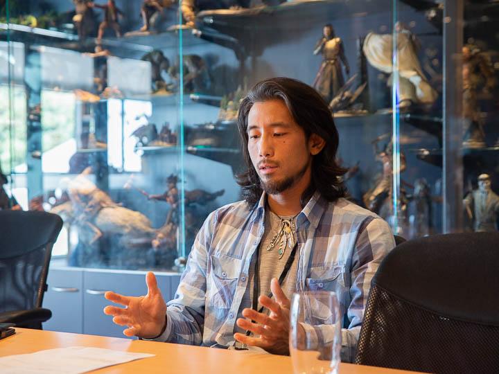 NZの映画製作集団ウェタ・ワークショップが凄い!日本人アーティスト大橋さんに聞く。