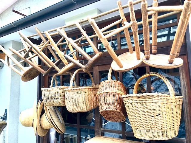 気軽に賀茂川ピクニック!可愛いバスケットがレンタルできる「ワイフ・アンド・ハズバンド」