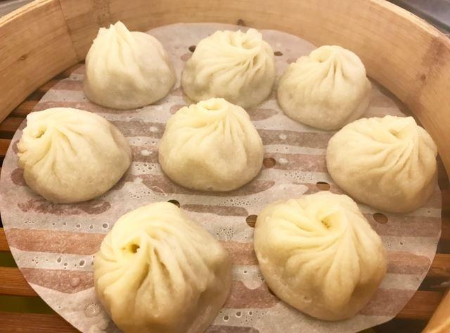 激コミでも並ぶ価値のある安くておいしい小籠包 杭州小籠湯包