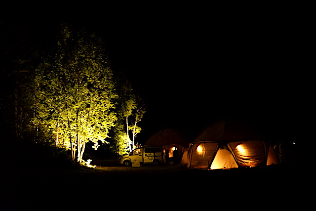 星空の下でゆったり楽しむ「乗鞍 星と月のレストラン」を現地レポ