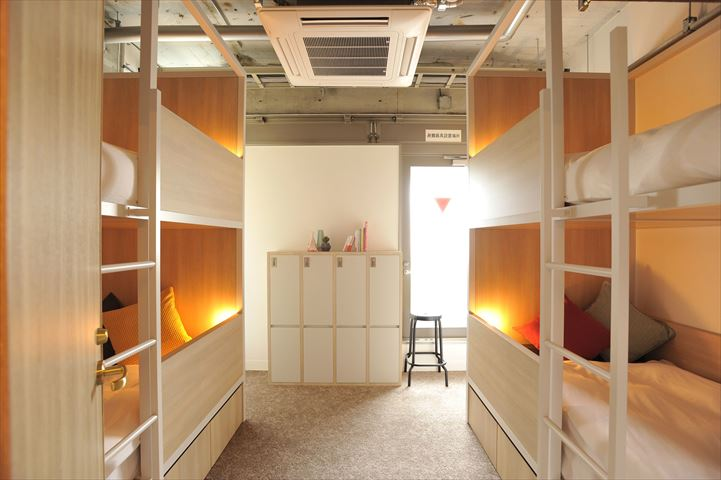 【京都】女子旅に利用したい!カフェ&女性専用ホステルが7月にオープン「CAFETEL 京都三条 for Ladies」