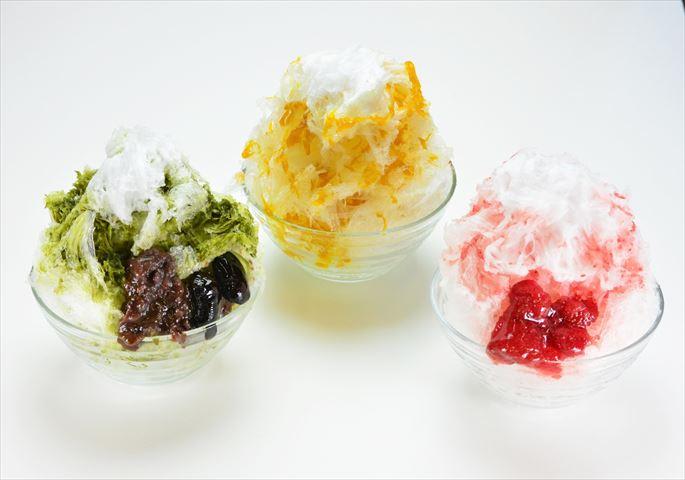 【軽井沢】四代目徳次郎の天然氷を使った、ふわふわかき氷が期間限定で登場