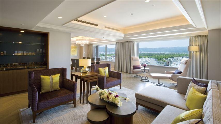 【京都ホテルオークラ】130周年を記念した130万円の宿泊プランがすごい