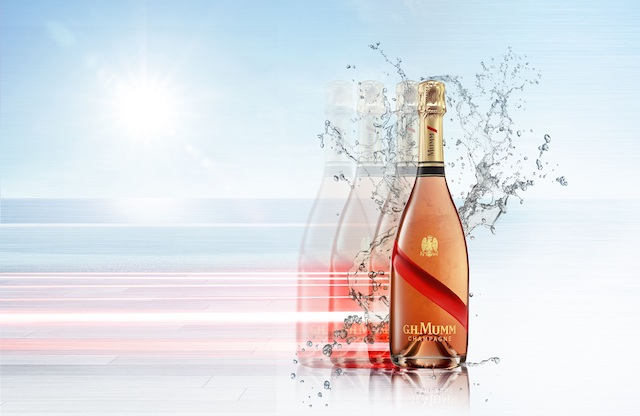 フォトジェニックなガーデンプールでシャンパンを【ANAインターコンチネンタルホテル東京】