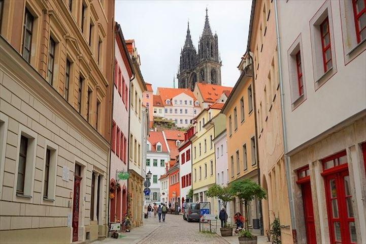 【なる早掲載希望】可愛い旧市街と華麗なるマイセン磁器の世界を満喫する、ドイツ・マイセンの旅