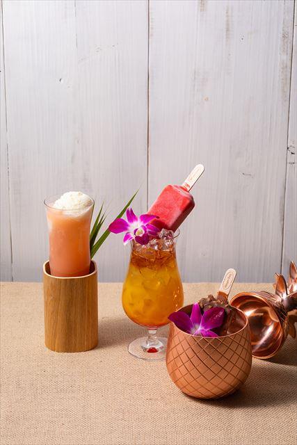 東京マリオット×ハーゲンダッツのコラボ!ハワイがテーマの「Aloha Afternoon Tea 2018 with Häagen-Dazs」