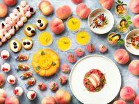 ザ・リッツ・カールトン大阪初!まさに桃づくしの「ピーチアフタヌーンブッフェ」