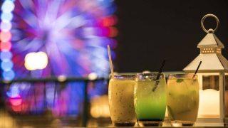 みなとみらいの夜景を臨みながら南国気分を満喫!アロハ ハワイアン ビアガーデン