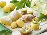 爽やかなレモンを使ったスイーツ6種類が登場【リーガロイヤルホテル大阪】