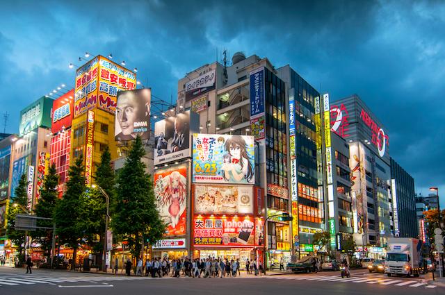 【訪日外国人観光客ランキング】アニメグッズ、和もの土産の購入率が高い国は?