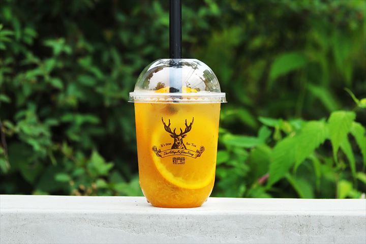台湾発の本格派ティースタンド「THE ALLEY」から、初夏に飲みたい四季春烏龍オレンジティーを発売