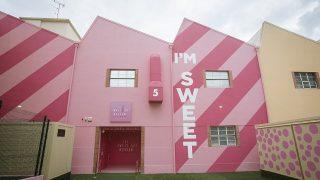 この夏限定のインスタ映えスポット!ポルトガルのキュートな「The Sweets Art Museum」