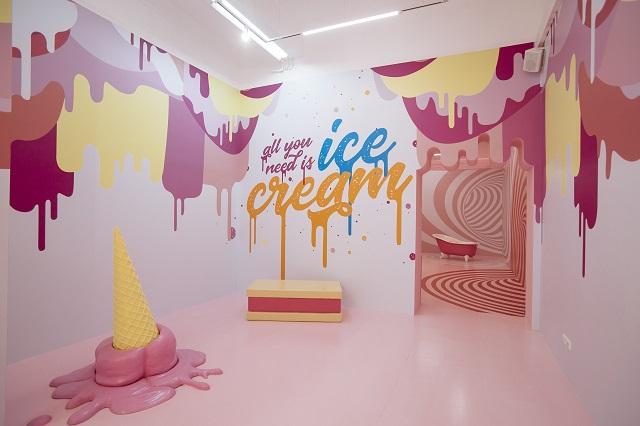 この夏限定のインスタ映えスポット!ポルトガルのキュートな「The Sweet Art Museum」