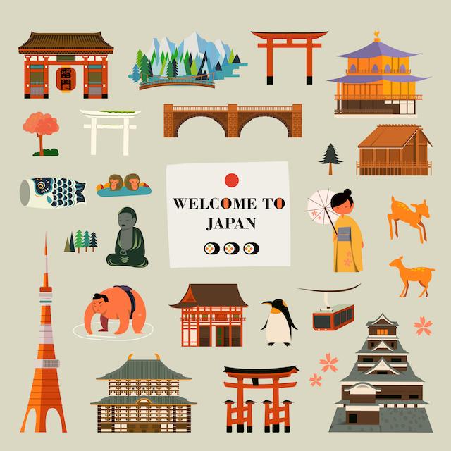 【訪日外国人観光客ランキング】ハネムーンは日本!という人が多い国は?