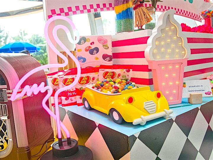 夏季限定!ヒルトン東京ベイ】「ハワイアン・ダイナー」のデザートブッフェ