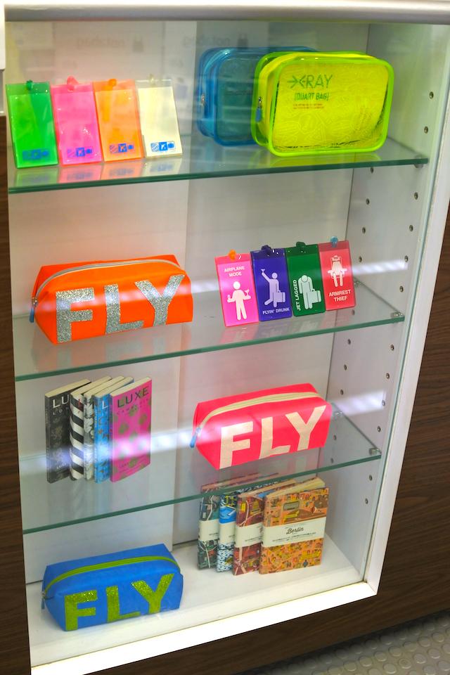 旅行グッズ専門店「FLIGHT 001(フライトワン)」原宿店 現地ルポ