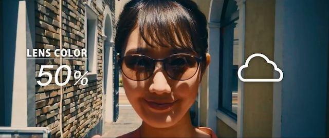 紫外線を感知するとサングラスになるという、画期的なメガネを知っていますか?