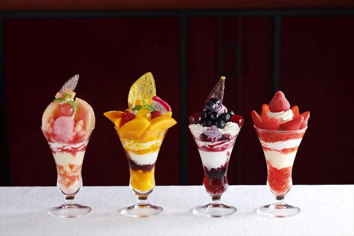 【銀座】旬のフルーツがたっぷり!贅沢すぎる真夏のパフェフェア