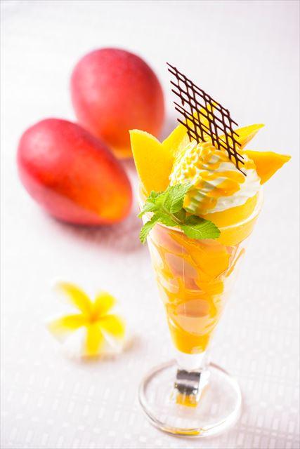 収穫時期の今だけ!宮古島産マンゴーを使った4種のスイーツ【宮古島 東急ホテル&リゾーツ】