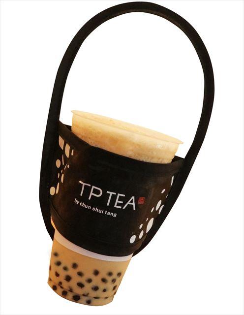 ニュウマン新宿エキナカに、タピオカミルクティー発祥の店・春水堂の台湾ティースタンド 『TP TEA』が初上陸!