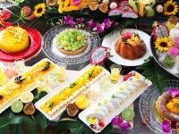南国トロピカルスイーツ35種類が食べ放題!色鮮やかなサマービュッフェ
