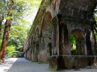ロケ地を巡る京都 サスペンスドラマの舞台地 南禅寺の水路閣