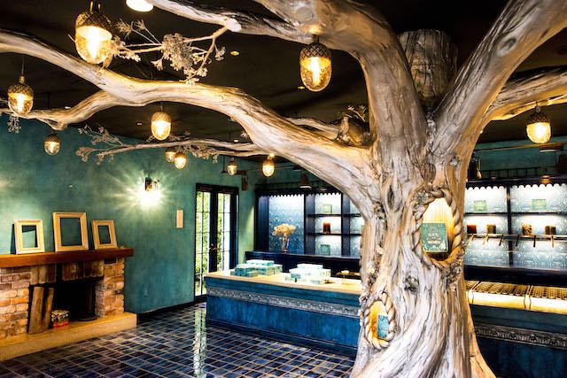 穴場テーマパーク「恵那 銀の森」に森の恵みが詰まった新店がオープン