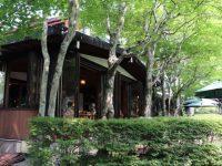 大人の時間を堪能、自然に囲まれた軽井沢の老舗カフェ4つ