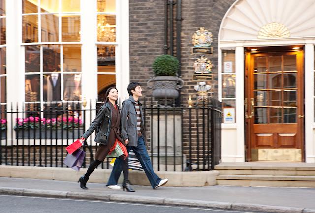 英国政府観光庁がマーケティングする日本人旅行客とは