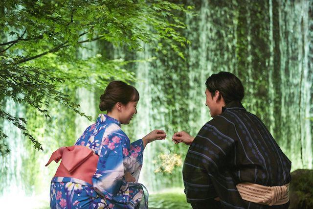 浴衣姿で味わう、ミュージアムホテルの日本の美。情緒たっぷりの浴衣プラン 【ホテル雅叙園東京】