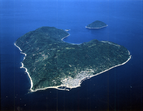 【祝島】縁起の良い名前に誘われる 瀬戸内海にあるハート型の離島