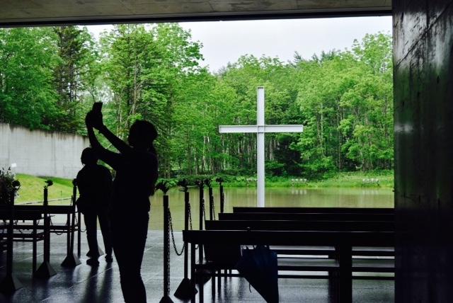 安藤忠雄さん設計【星野リゾート トマム】水の教会は魂が清められる絶景空間
