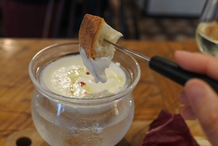 ありそうでなかった!成城石井プロデュース「冷製チーズフォンデュ」が夏におすすめ