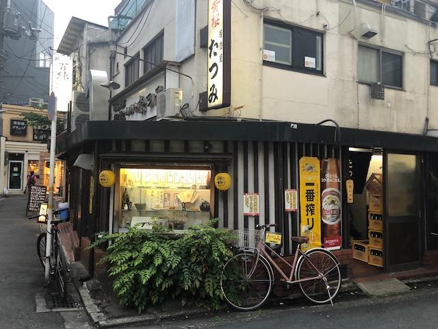 【京都】大衆酒場の聖地!昼飲み・立ち飲み好きにはたまらない「たつみ」