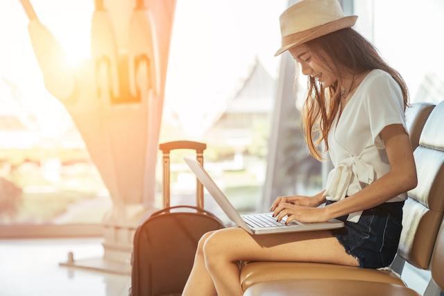 エコノミークラスでもラウンジが使える!?「プライオリティパス」で快適な空旅を始めよう!
