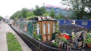 ロンドンっ子の憩いの場所、リージェンツ運河を歩く