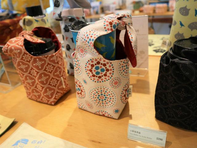 台北・迪化街の素敵なお店【2】オシャレな台湾布雑貨がずらり「印花楽」