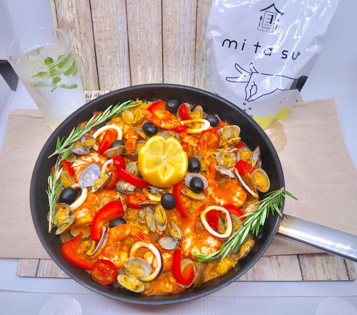 忙しい女子に朗報!海外の味を食卓に。時短商品「mitasu」発売開始
