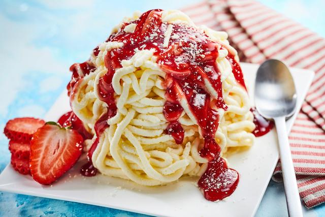 スパゲッティがアイスに!?隠れたお菓子大国・ドイツで食べたいスイーツ7選