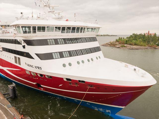 気軽に豪華客船!北欧で飲み食べ放題にホテル代も浮いちゃう実はお得な話。