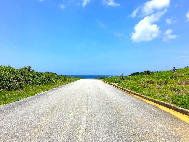 穴場的な海へと続く階段「シンビジ」への行き方【宮古島旅行記5】