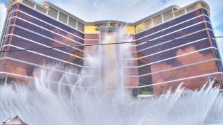 マカオ半端ない!新世界コタイの超豪華ホテル特集①「ウィン・パレス」編