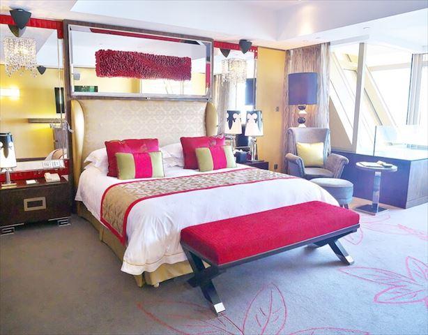 マカオ的開運HOTEL!幸せを呼ぶ「グランド・リスボア」宿泊ルポ