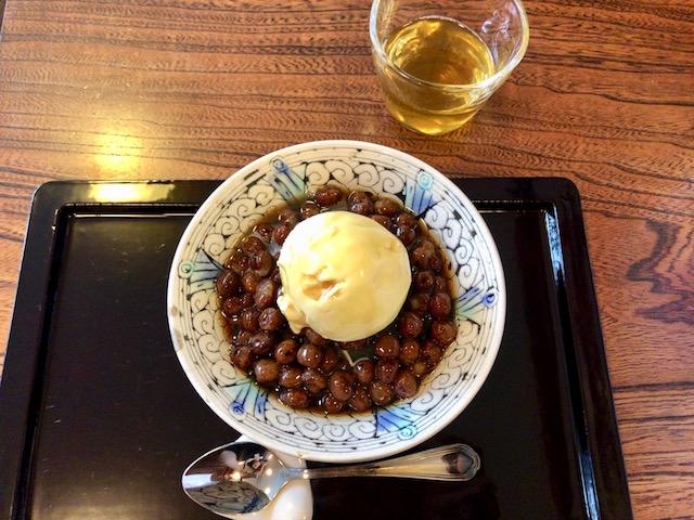 【京都】ほっとする素朴な味わいがたまらない!「㐂み家」の絶品豆かん