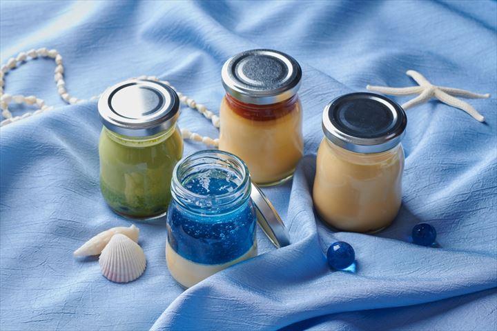 深海のブルーが美しい、沼津プリンが累計販売数20,000個を突破!