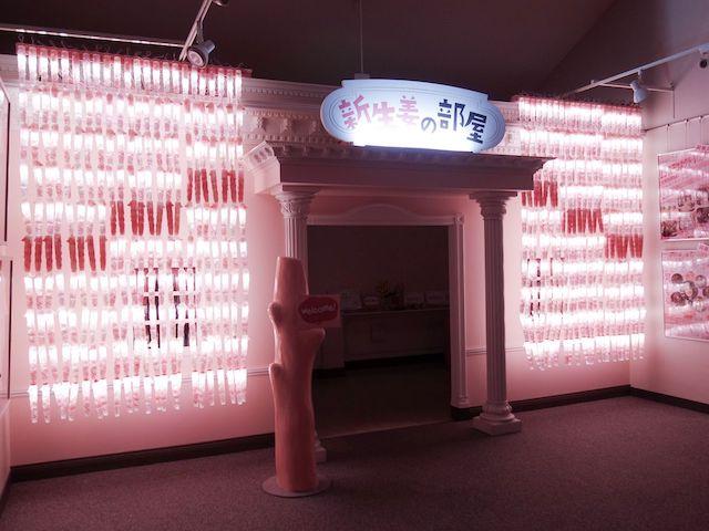 夏休みイベント!岩下の新生姜ミュージアムで「ピンクの流しそうめん」を