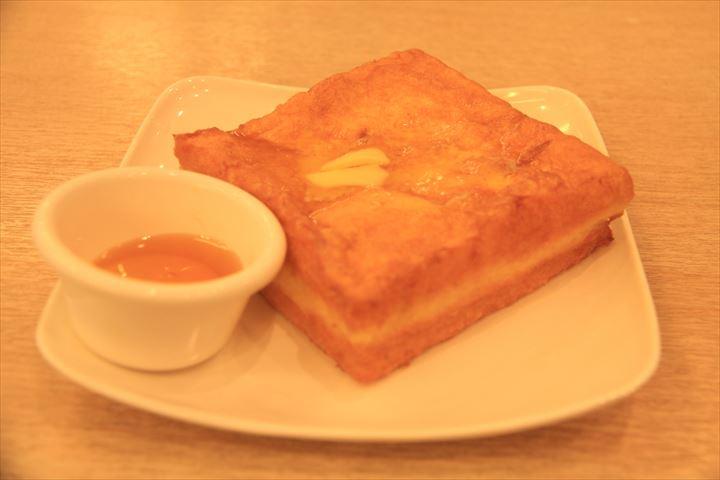 マカオでパン!【5】~罪深き甘い誘惑「マカオ式フレンチトースト」~