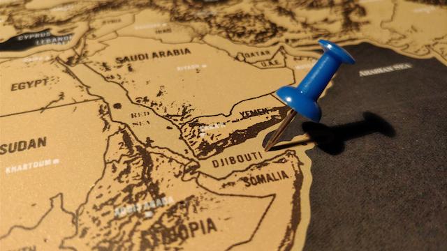 地上で最も暑い国、アフリカのジブチ共和国